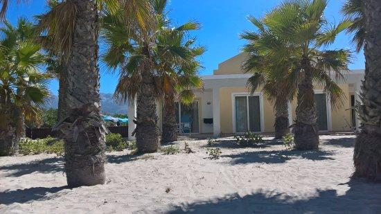TUI MAGIC LIFE Marmari Palace by Atlantica: foto genomen van op het strand