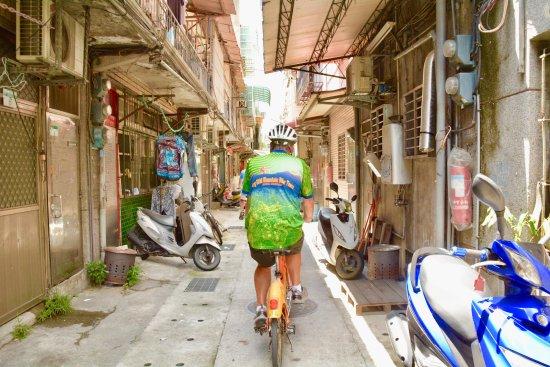 Taipei Bike Tours