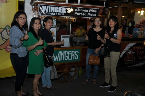 Paskal Food Market: Toptop Potatos di WINGER's... Rasanya Juara.