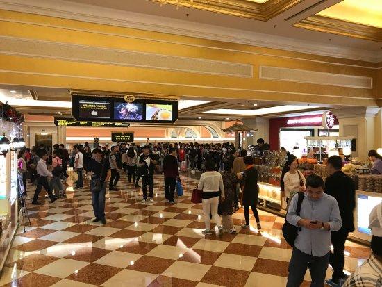 Casino at Venetian Macao : photo7.jpg
