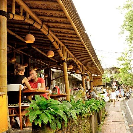 habitat cafe ubud restaurant bewertungen telefonnummer. Black Bedroom Furniture Sets. Home Design Ideas