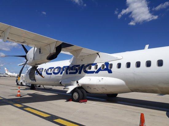 l'embarquement - Picture of Air Corsica - TripAdvisor