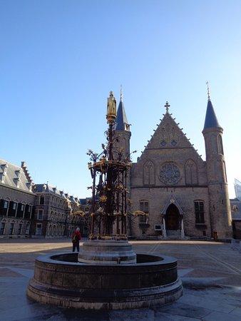 Binnenhof & Ridderzaal (Inner Court & Hall of the Knights): innen