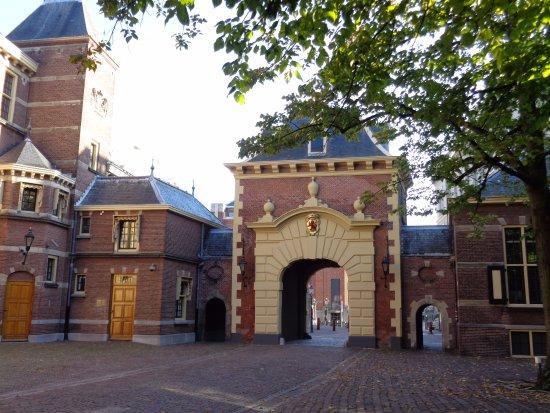 Binnenhof & Ridderzaal (Inner Court & Hall of the Knights): einfach schoen