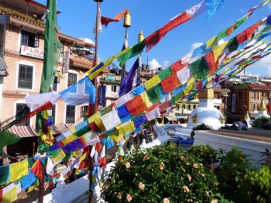 Kathmandu Valley, Nepal: Stupa