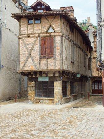 Gramat, France: Galerie d'art
