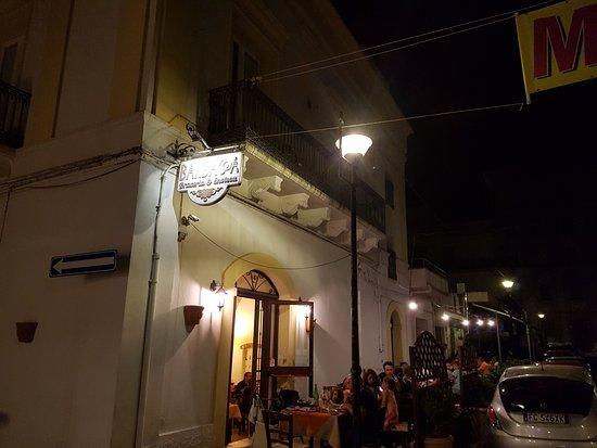 Bernalda, Italia: Esterno