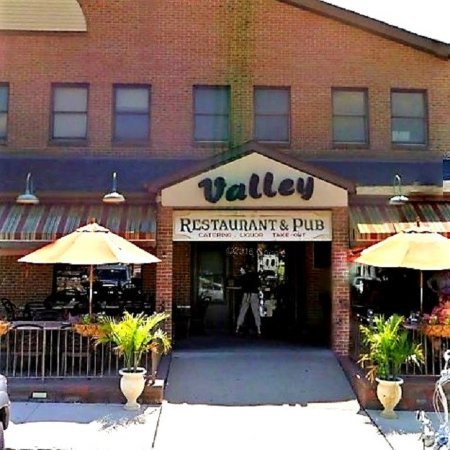 Valley Restaurant & Pub 3.9 miles to the north of Long Valley NJ dentist Cazes Family Dentistry