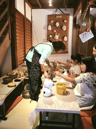 Narita Rainbow Tours: Watching the locals participate in the arts