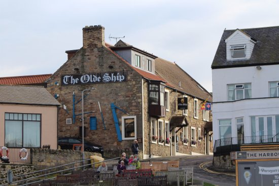 Seahouses, UK: The Olde Ship