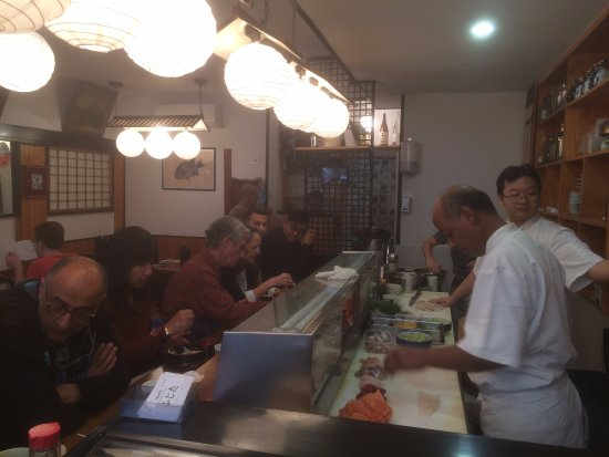 Le comptoir picture of foujita paris tripadvisor - Le comptoir paris restaurant reservations ...