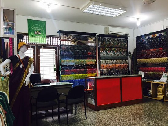Natural Silk Factory