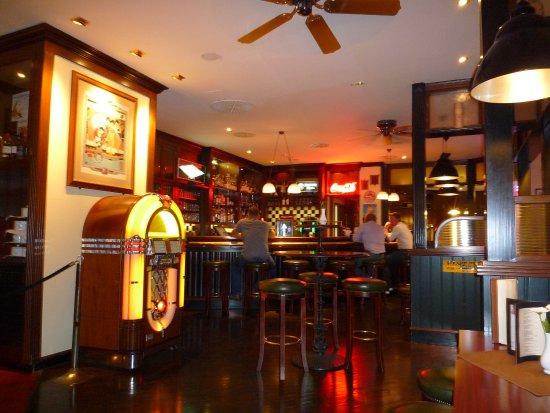 Langen, Tyskland: Sehr gemütliche Bar