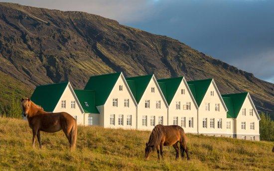 Héradsskolinn Guesthouse