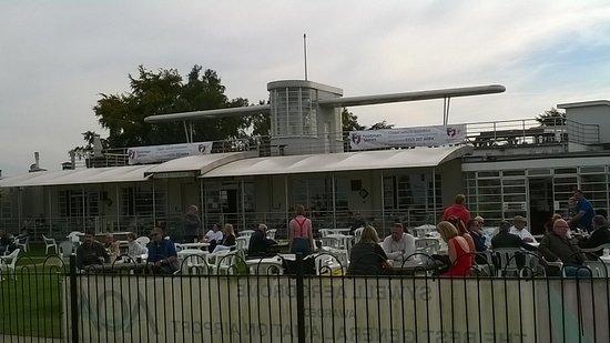 Sywell aerodrome restaurant