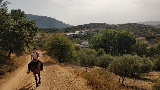 Bilde fra Villanueva del Trabuco