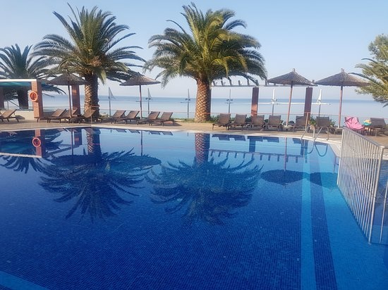 Alexandra Beach Thassos Spa Resort Check