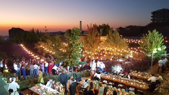 Bhamdoun, Lebanon: Perfect summer climate for outdoor events