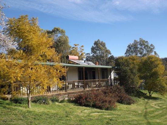 Wirrabara, ออสเตรเลีย: Apricot Cottage