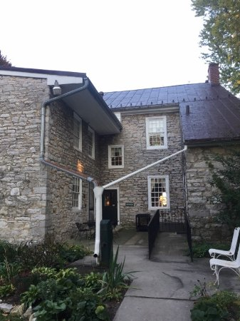 Cumberland County Historical Society: Entry into the 2 Mile House