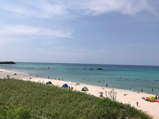 Shiokaze Cobalt Blue Beach