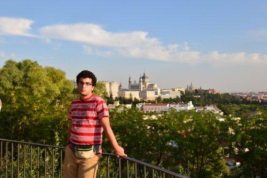 Photo of Templo de Debod in Madrid, , ES