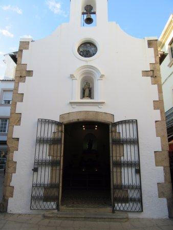 Capilla de la Mare de Deu del Socors: la chapelle