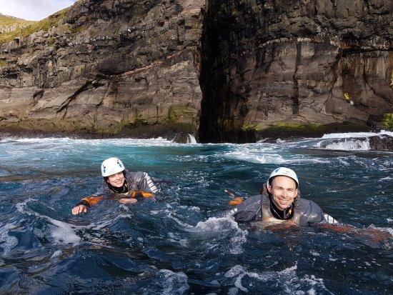 RIB62: swimming in the atlantic