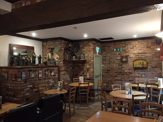 Ormskirk, UK: Cosy relaxed and friendly