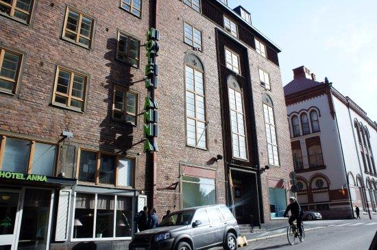 Picture Of Anna Hotel Helsinki Tripadvisor