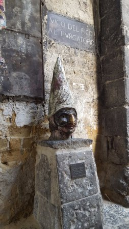 Busto di Pulcinella