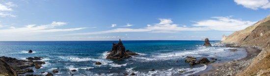 Almaciga, สเปน: Playa de Benijo