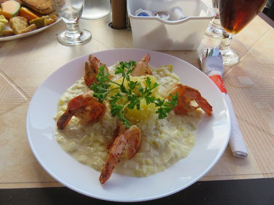 L'Arome Cafe Bistro: Daily special