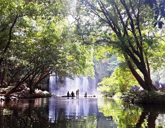 Santa Ana, Costa Rica: Waterfalls in Guanacaste