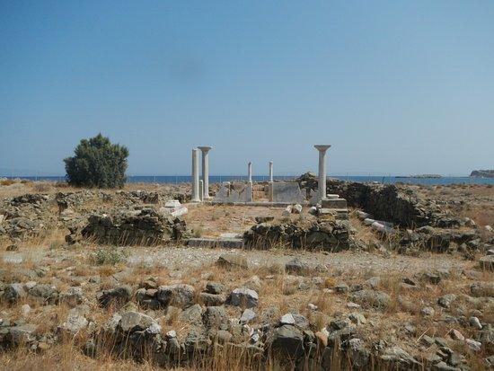 Karpathos by, Hellas: Agia Fotini