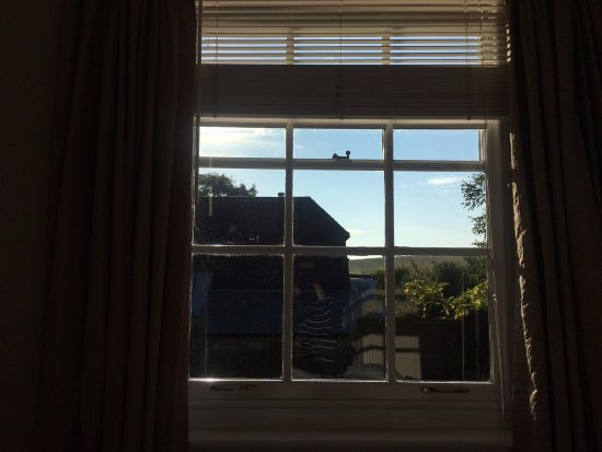 Polegate, UK: View from the Berwick Room