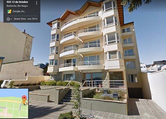 Departamentos Bariloche: Prédio
