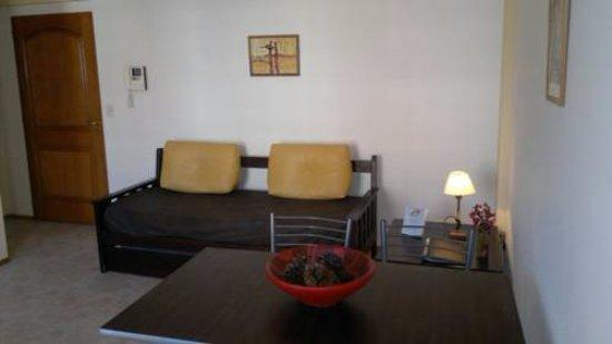 Departamentos Bariloche: sala