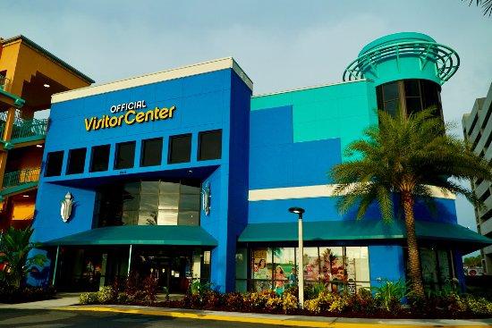 Centro de Visitantes de Visit Orlando