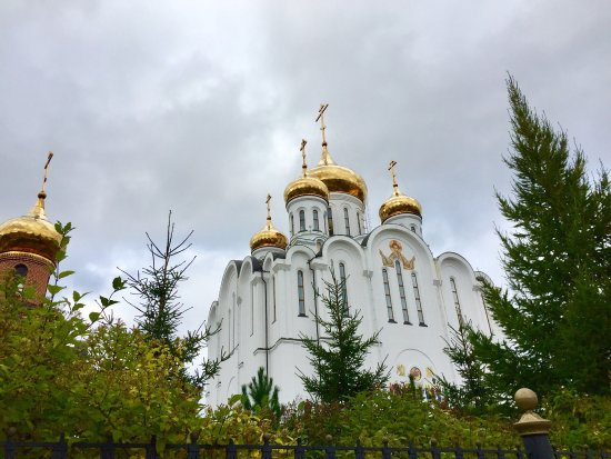 Holy Cathedral Stefanovsky