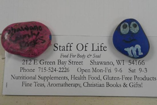 Staff Of Life: Photo