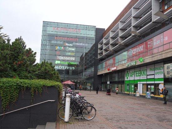 Ruoholahti Shopping Centre