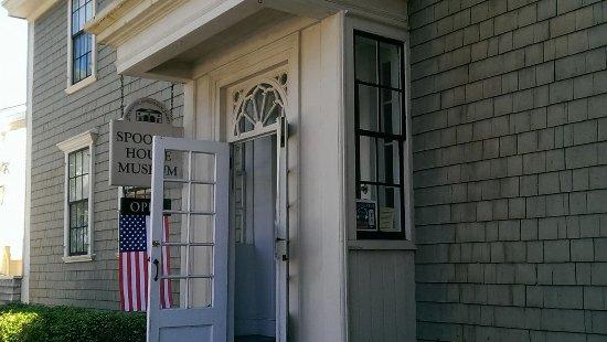 The Spooner House