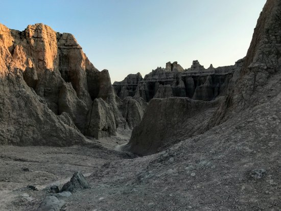 Interior, Южная Дакота: Hiking