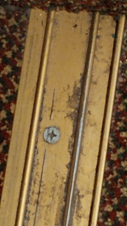 Danville, PA: closet door tracks