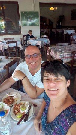 Chorafakia, กรีซ: Tavern Irene