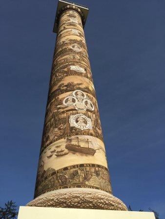 Astoria Column 사진