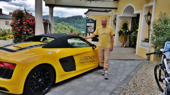 Rohrnbach, Tyskland: Audi R8 kann gemietet werden