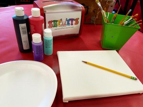 Paris, IL: SHEWEY'S Paint Your Own Pottery Studio