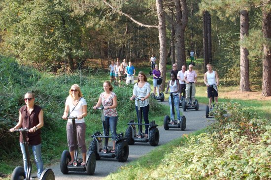 Sneek, Nederland: Een Segway tour in Friesland